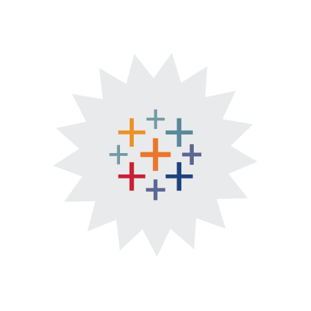 new to tableau icon