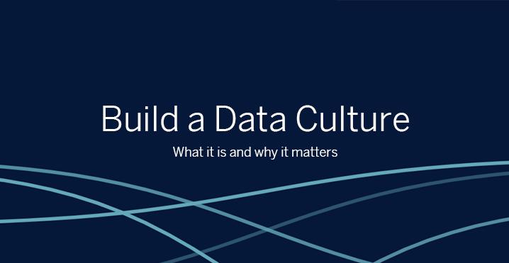 Build a Data Culture