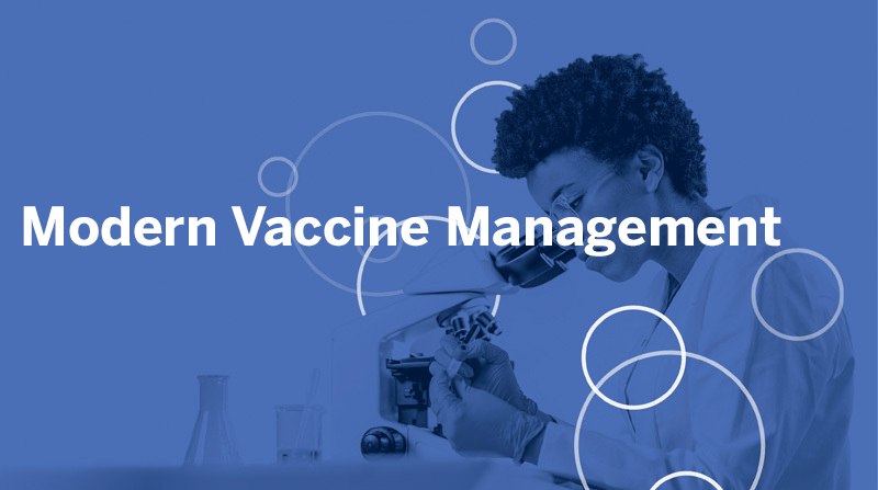 Navigate to Modern Vaccine Management