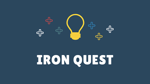 Iron Quest opens in a new window