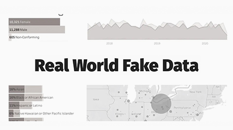 Real World Fake Data Opens in a new window