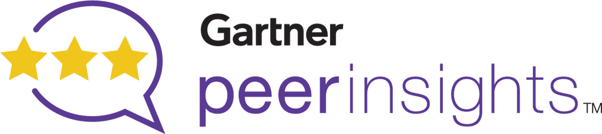 Gartner Peer Insights 徽标