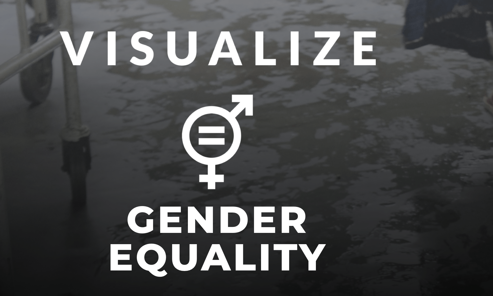 Navigate to Harnessing the power of data viz to highlight gender inequality