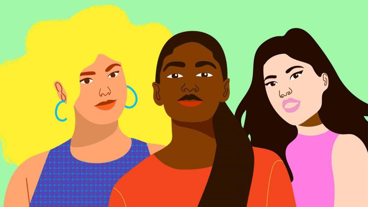 International Women's Day Digital Illustration