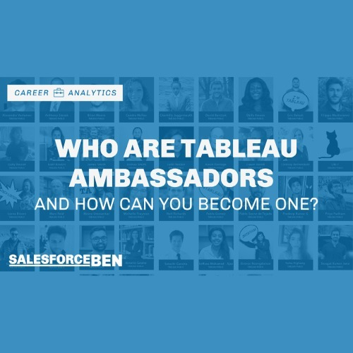 Who are Tableau Ambassadors