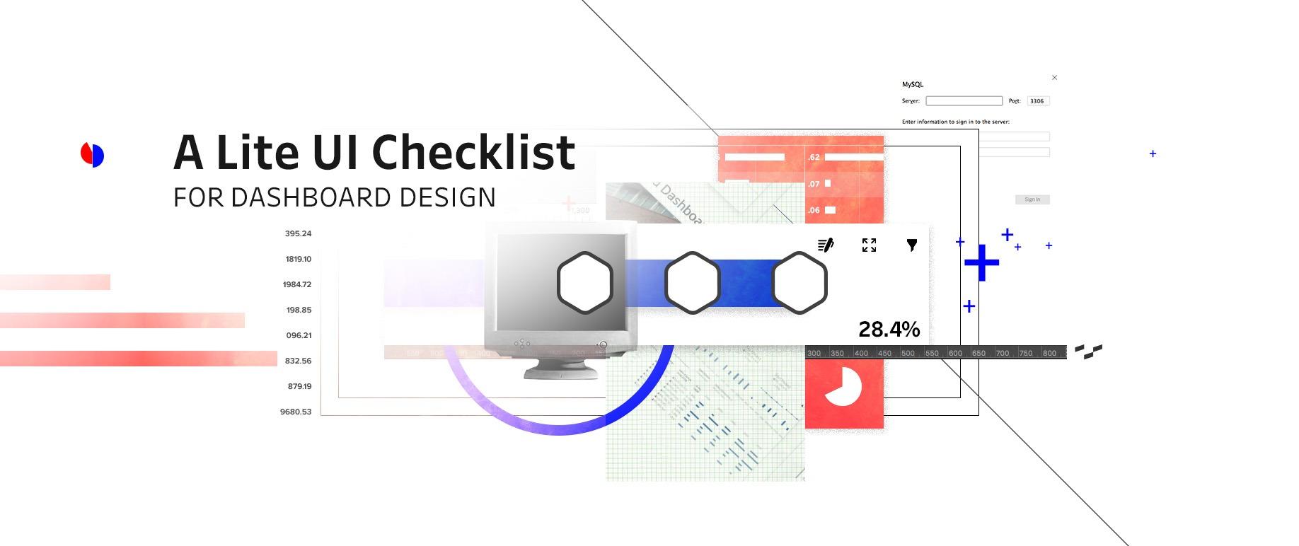 A Lite UI Checklist for Dashboard Design InterWorks