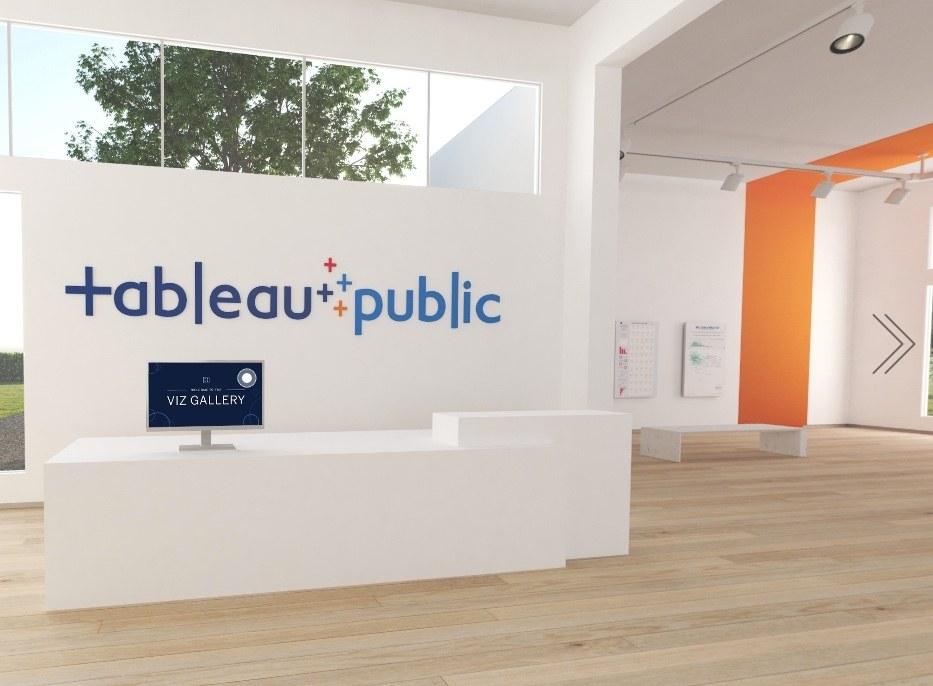 Tableau Viz Gallery
