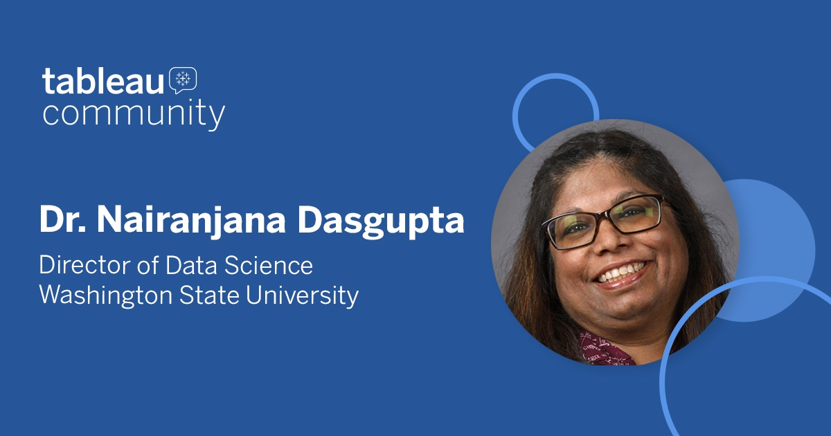 "Dr. Nairanjana ""Jan"" Dasgupta"