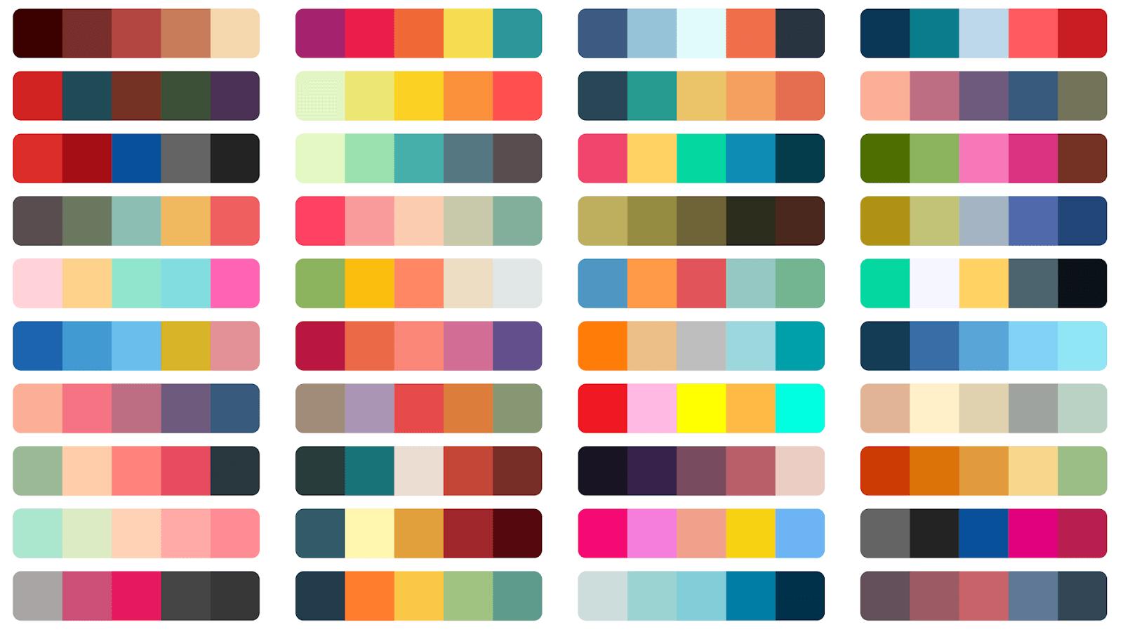 Color Palette Project