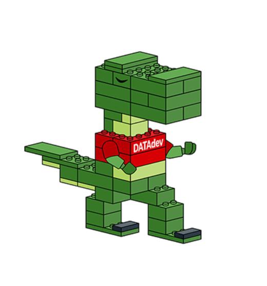 DataDev Mascot