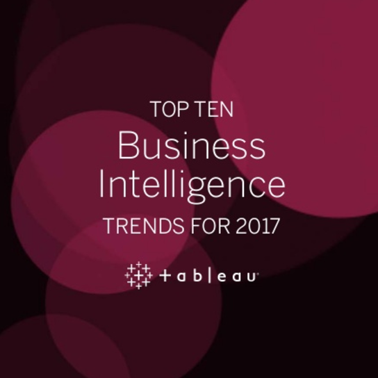 Image of 10 business intelligence trends we expect to see in 2017