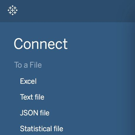 Your Json Data Is Ready For Analysis In Tableau 10 1