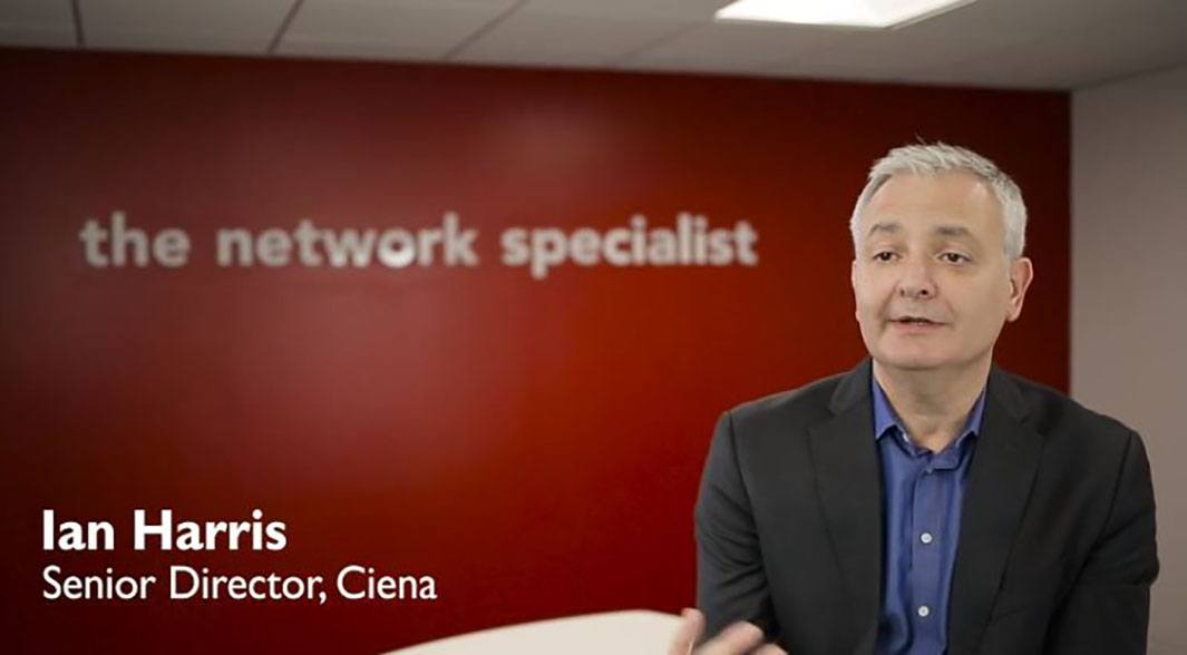 Navigate to Global network specialist Ciena grows consulting business with analytics as a service, powered by Tableau Online