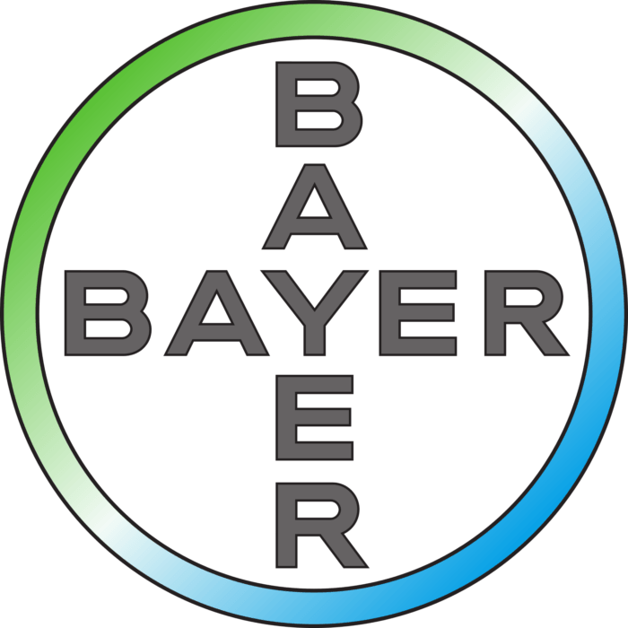 Logo for Bayer Healthcare China