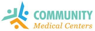 Logo for Community Medical Centers