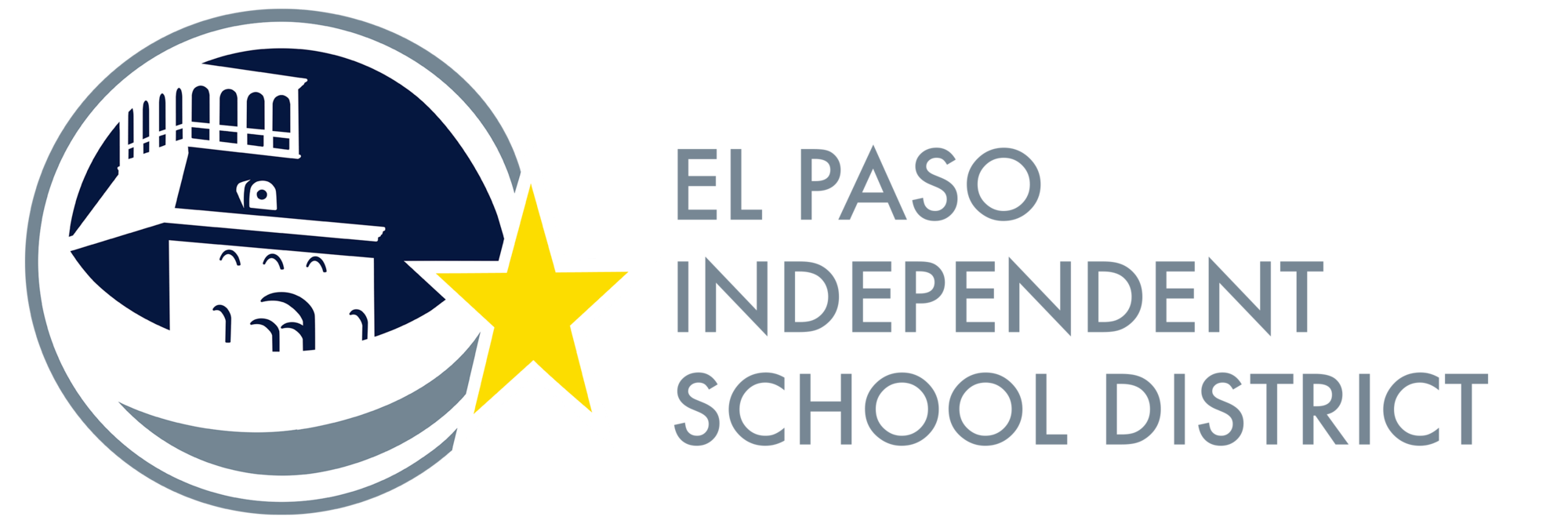 Logo for El Paso Independent School District