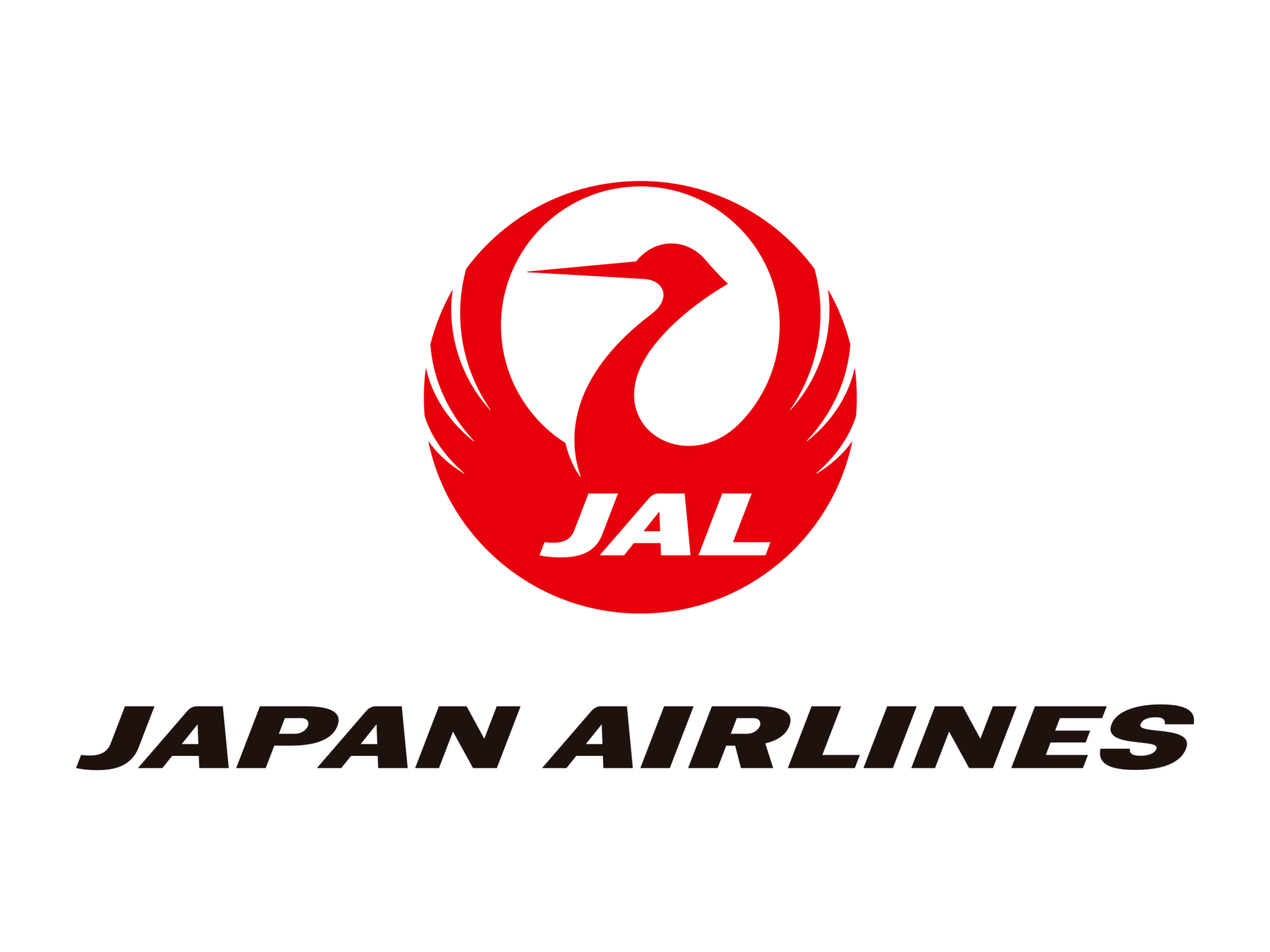 Japan Airlines のロゴ