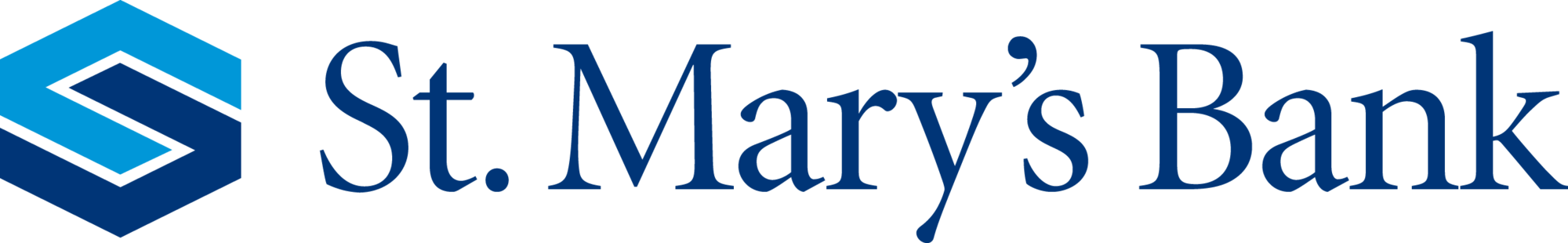 Logo for St. Mary's Bank