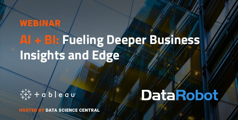 image of AI + BI: Fueling Deeper Business Insights and Edge