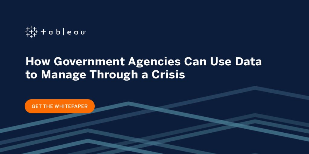 image of How Government Agencies Can Use Data to Manage Through a Crisis
