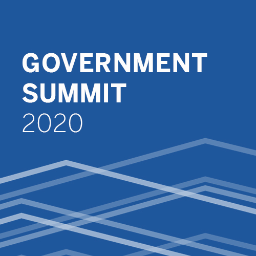 Navigate to Watch the Government Summit