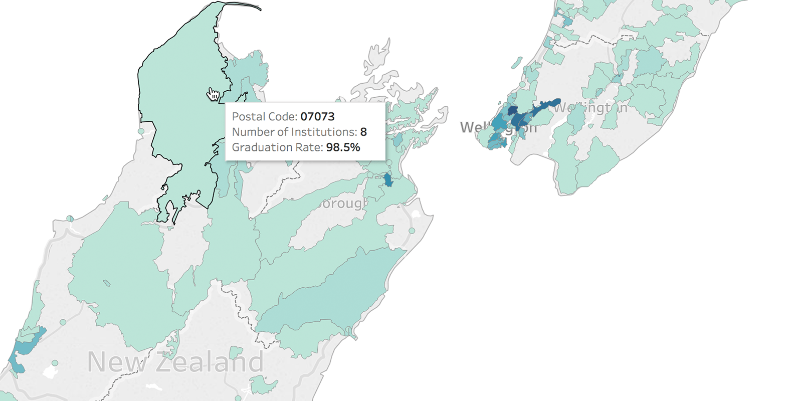 Maps In Tableau Analyze Your Geographical Data