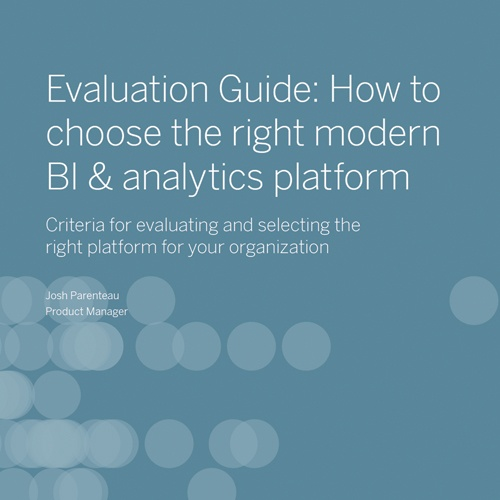 Navigate to BI Evaluation Guide