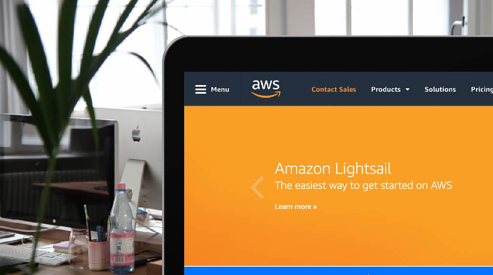 Image of Amazon Web Services