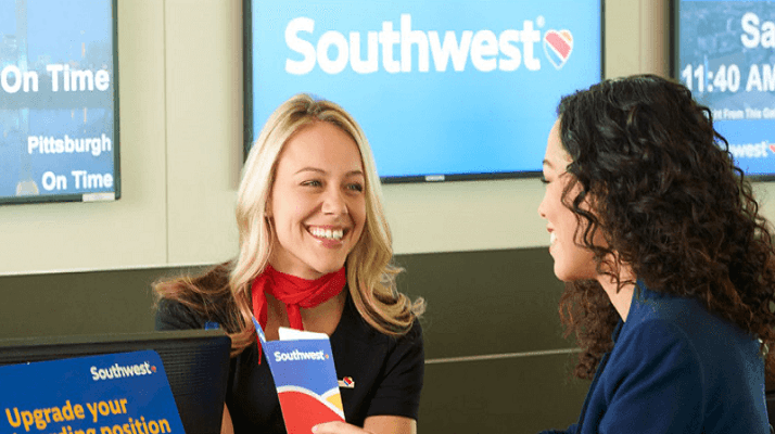 Navigate to Visual Analytics helps Southwest Airlines maintain on-time flights and optimizes fleet performance