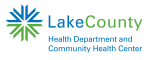 Logo for Lake County Health Department
