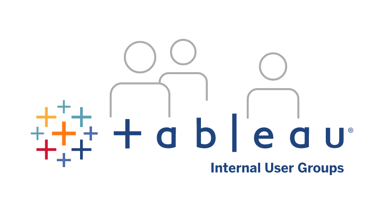 Tableau Internal User Groups