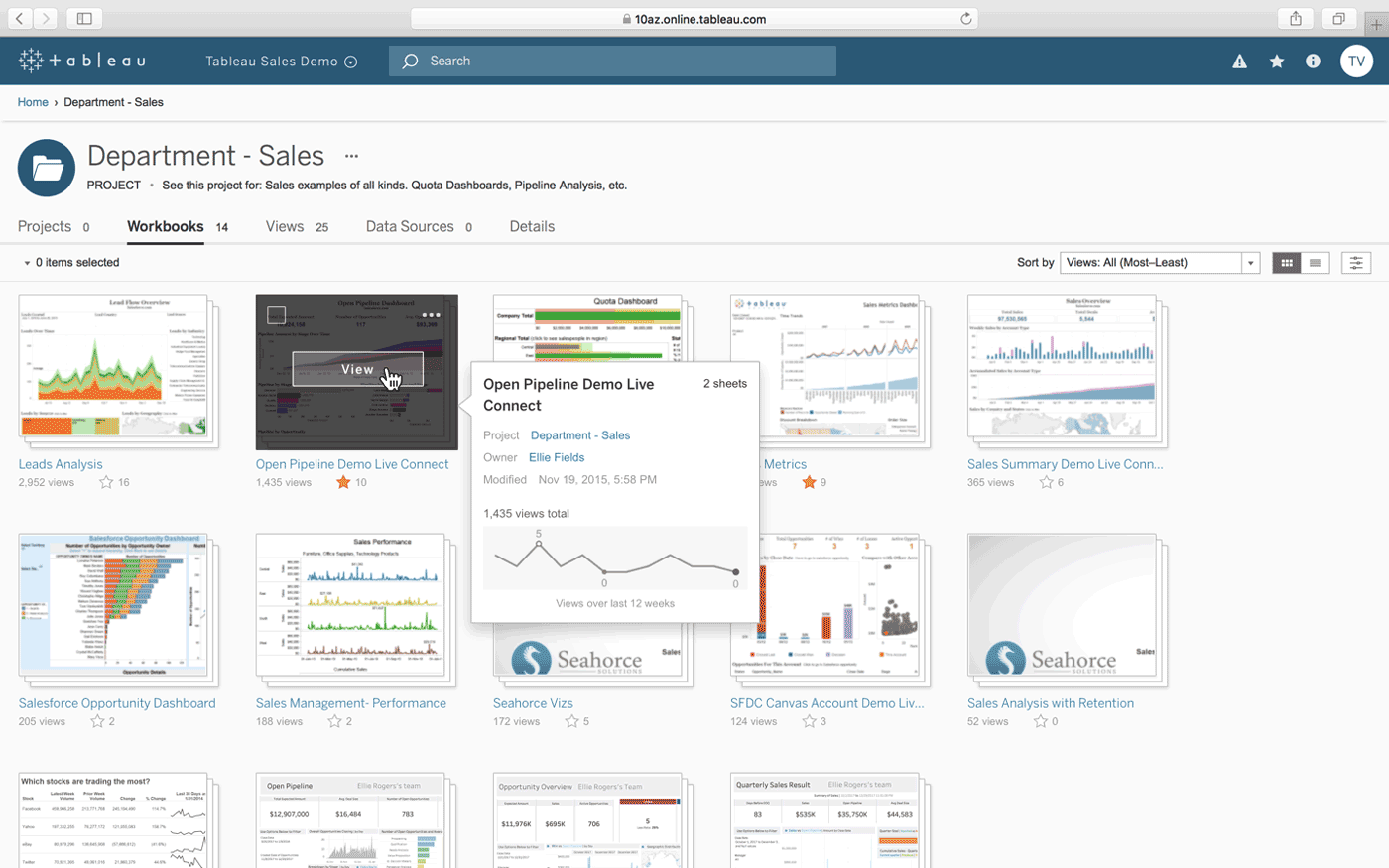 tableau viewer user interface showing information about dashboard view