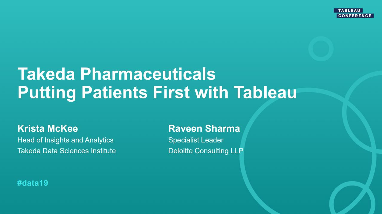 Ir a Takeda Pharmaceuticals: Developing a faster path to life-changing medicines