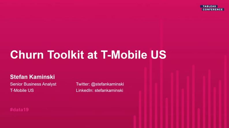 Ir a T-Mobile: Customer Churn Analysis Toolkit